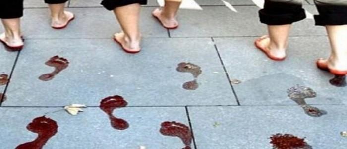 Kadınların öldürüldüğü şiddet ülkesi
